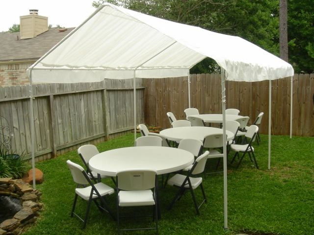 10 X 20 Party Tent Canopy For 60 00