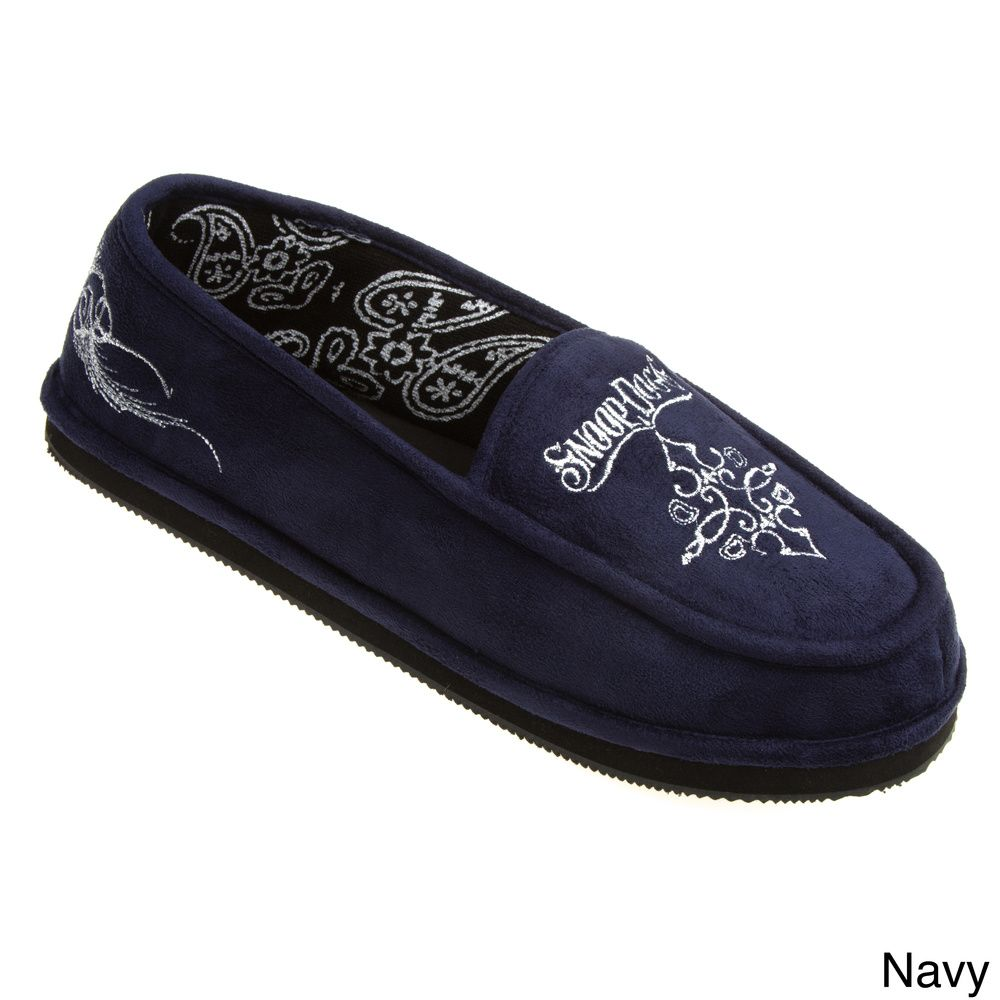Snoop Dogg Men S House Shoes Overstock Com Snoop Dogg
