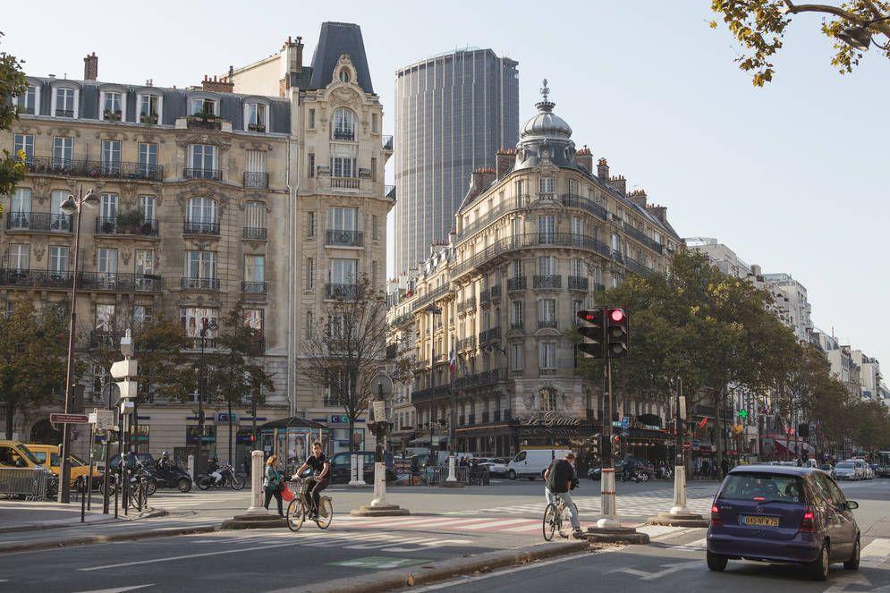 Montparnasse Knight