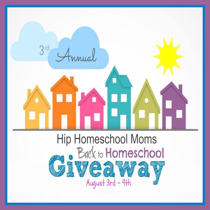 Hip Homeschool Moms Back to Homeschool Giveaway 2015