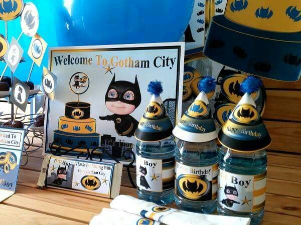 Batman Baby Shower Birthdays Parties Batman Pinterest