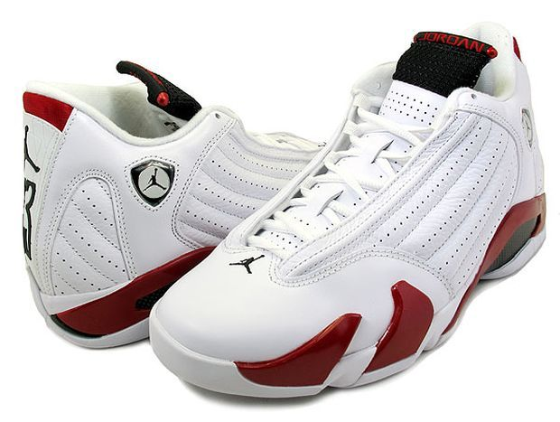 huge selection of 42d02 23c7b candy cane 14s  Shoes - Sneakers  Pinterest  Original air jo