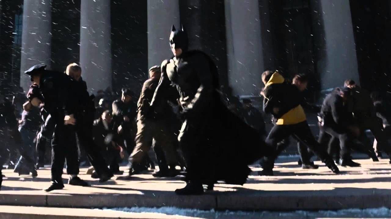 the dark knight rises batman vs bane final fight