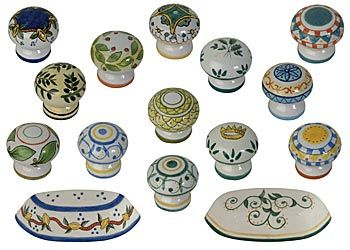 Images Of Hand Painted Knobs And Pulls | Atlas Homewares Tuscany Cabinet  Hardware Collection   Schlage Locks .