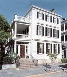 the thomas lamboll house charleston south carolina bed and rh pinterest com