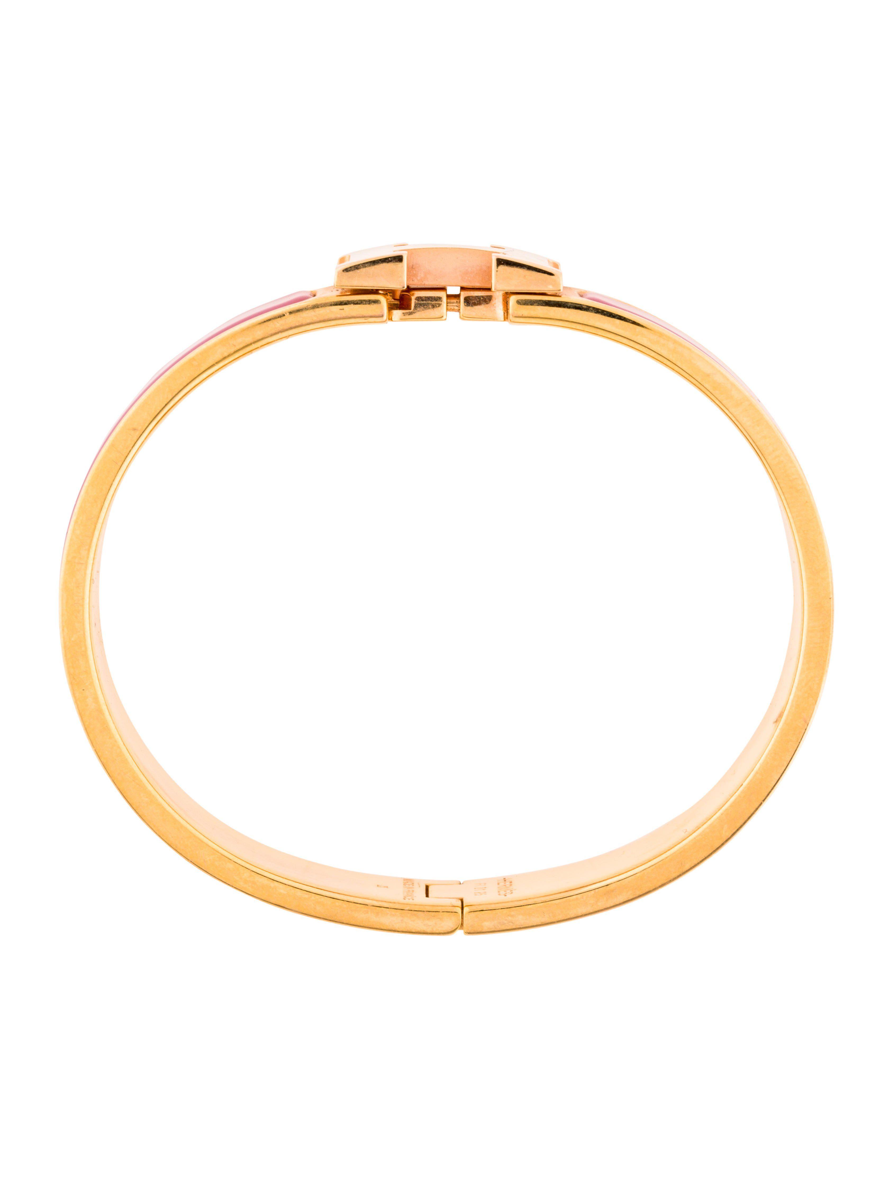 Hermès clic h bracelet pinterest