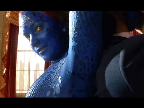 Pin By Cristina Gherca On Movies Mystique Marvel Mystique X Men