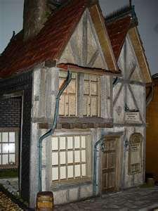 Dollhouse/Miniature Harry Potter building