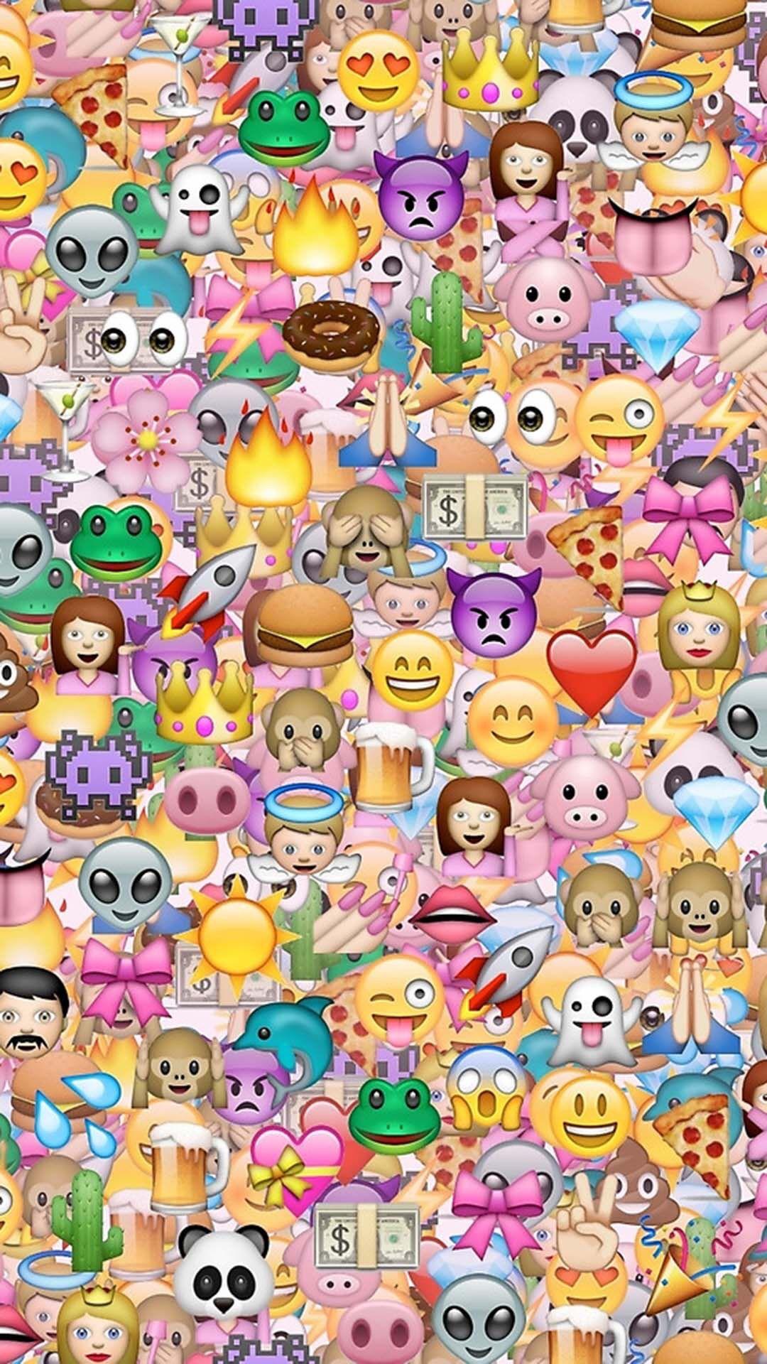 Emojis Gambar Hewan Lucu Seni Gambar Serigala