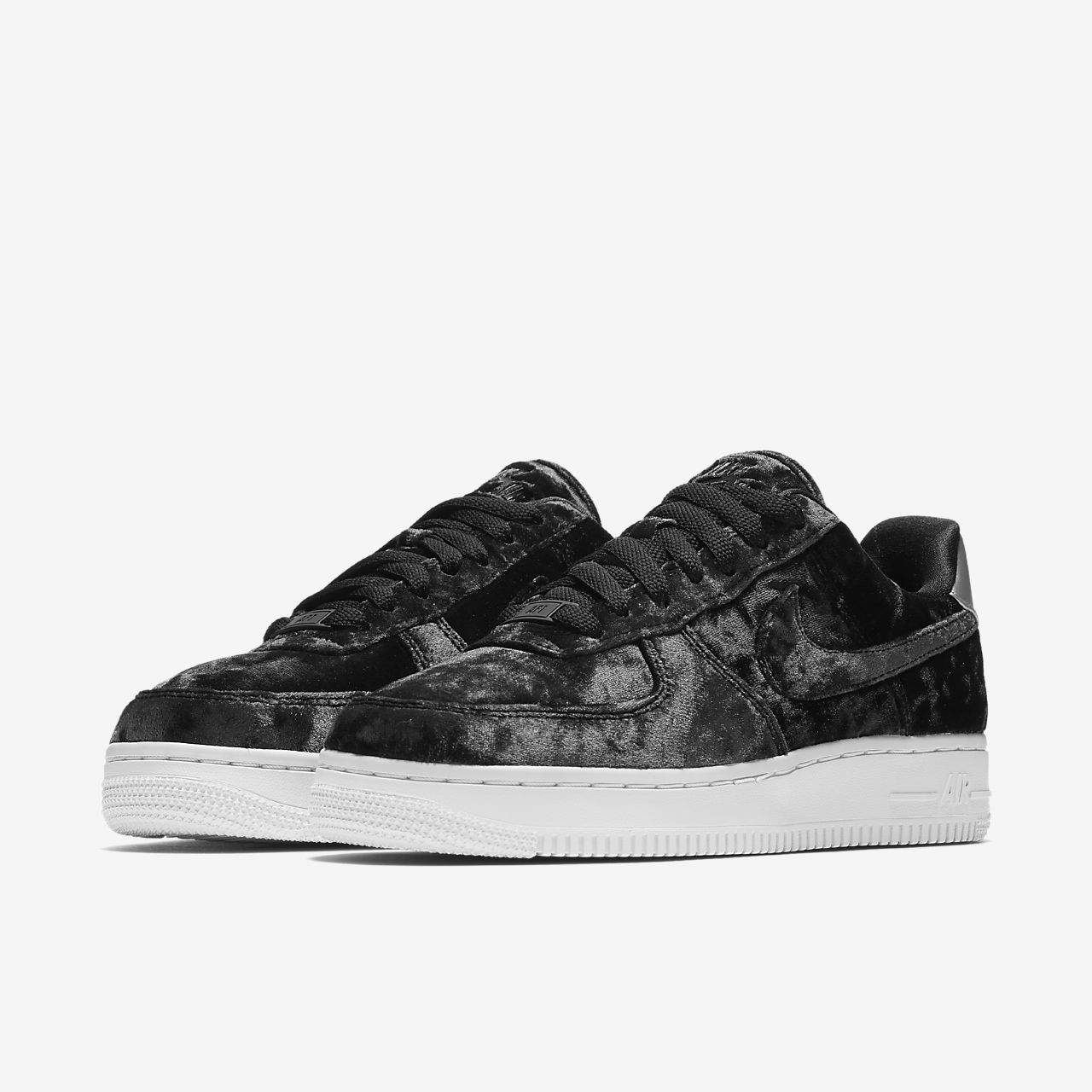 best website ef3ab fc67e Chaussure Nike Air Force 1  07 Low Velvet pour Femme