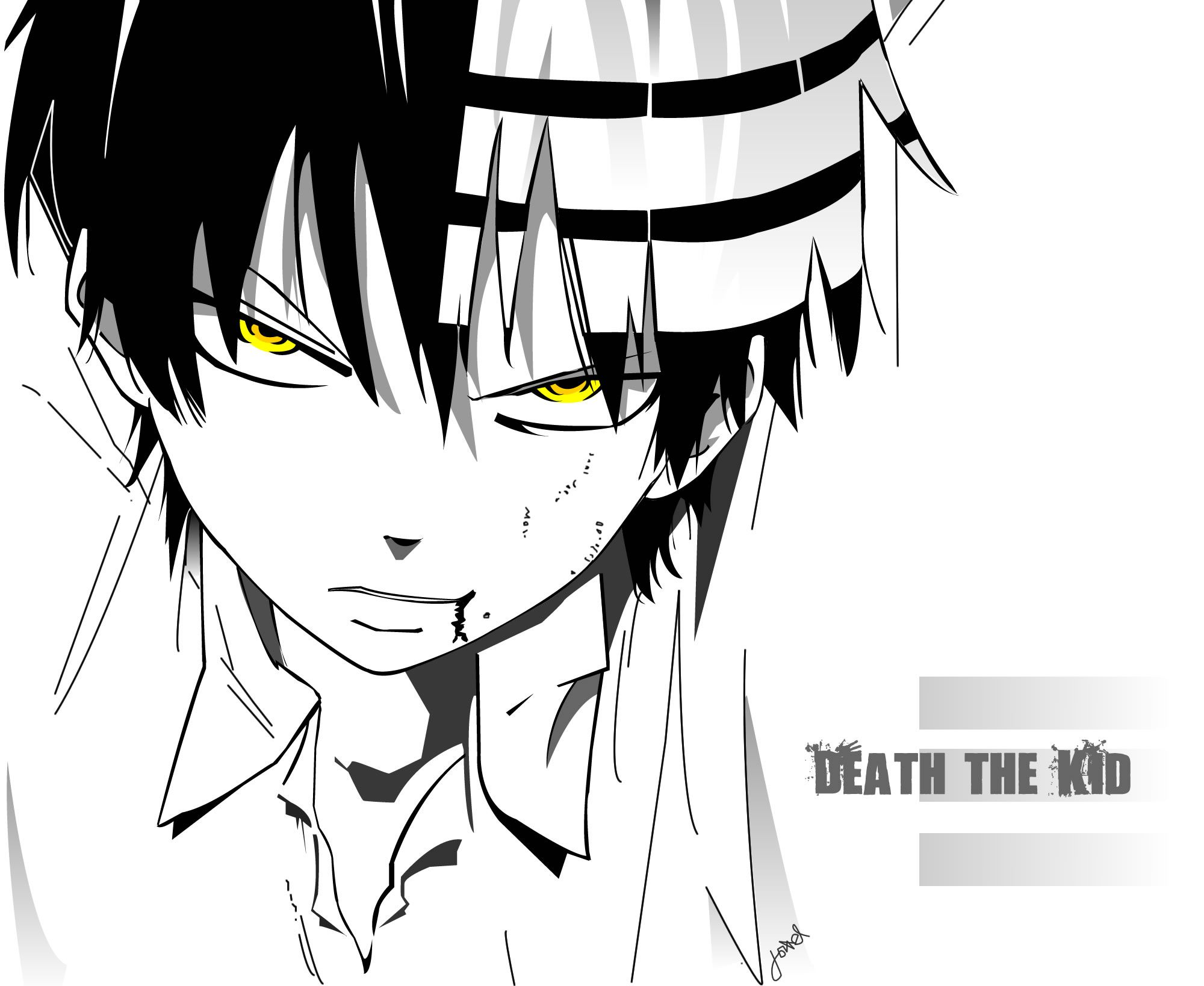 Death The Kid - Soul Eater <3