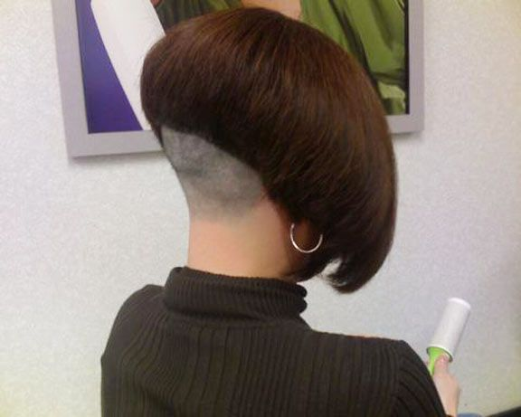 Nape Undercut Hairstyles Thanksgiving Haircuthtml Pictures
