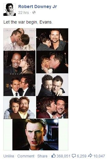 Is this real?!!!!! I need to know if RDJ ships Stony/IronShield or if the Interwebs is F-ing with me!!!!