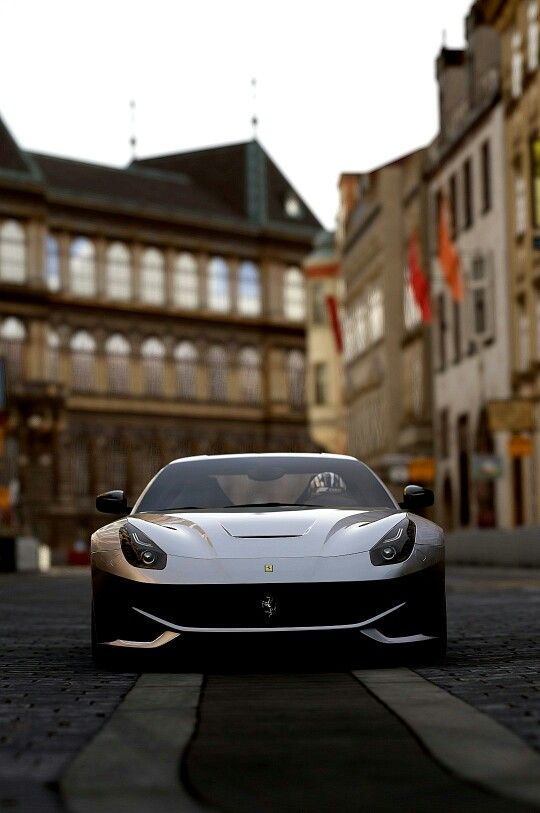 Awesome Ferrari F12 Berlinetta