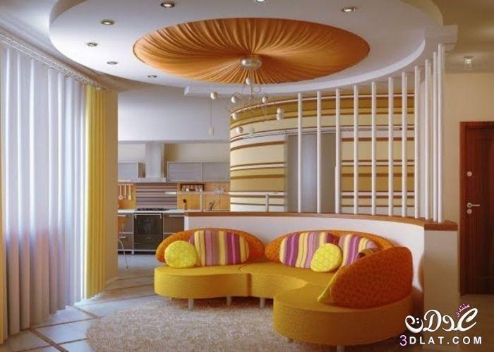ديكورات مودرن 2019 بورد نوم مجالس صالونات 3dlat Net 23 15 0f7f Pop Design For Hall New Ceiling Design Home Interior Design