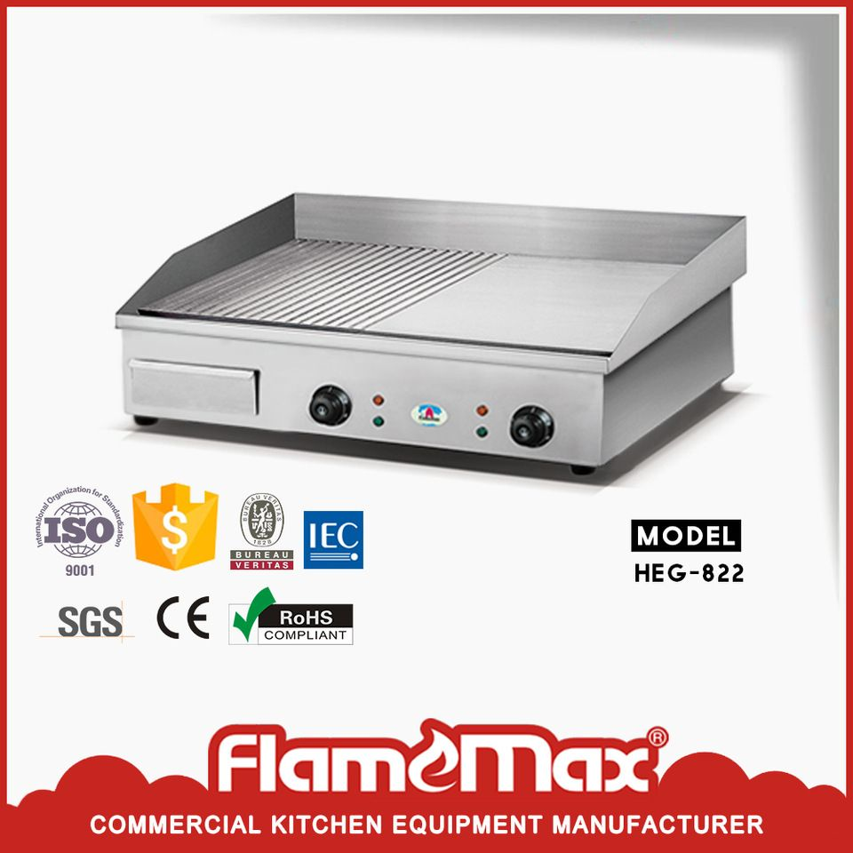 Factory direct table top dosa griddle for hotel | alibaba ...
