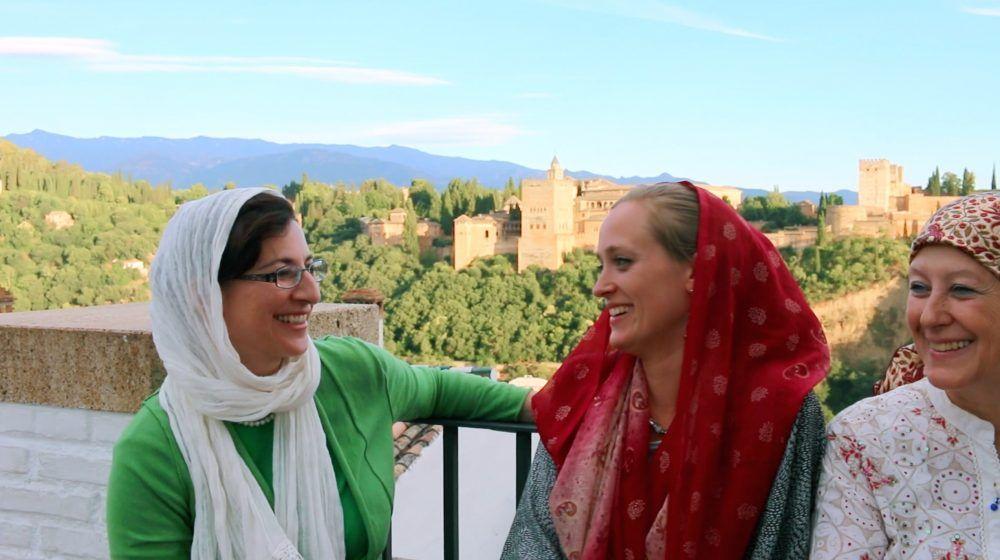 Perempuan Spanyol Banyak Tertarik Islam Perempuan Spanyol Islam