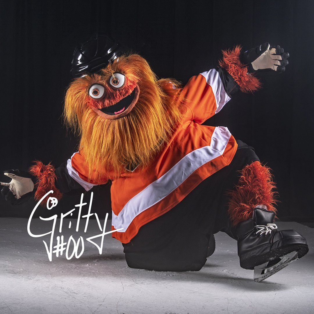 Gritty, the Philly Sports Messiah Mascot, Philadelphia