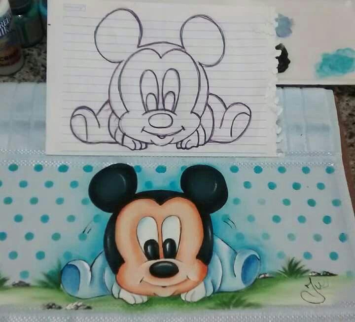 Desenho Pinturas Em Tecido Fraldas Pinturas Pintura Em Fraldas