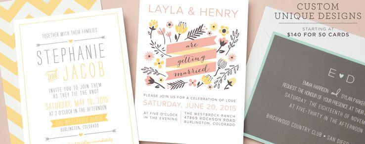 How Big Are Wedding Invitations: Wedding Planning