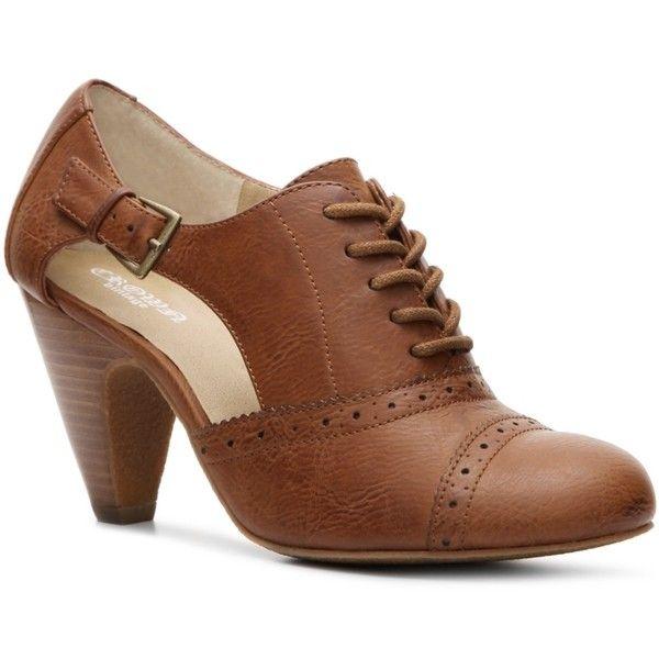 46edbd4db3c Crown Vintage Rhonda Pump (700 EGP) ❤ liked on Polyvore featuring shoes