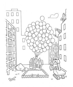 Up Coloring Page Super Coloring Cartoon Coloring Pages Disney Coloring Pages Coloring Pages