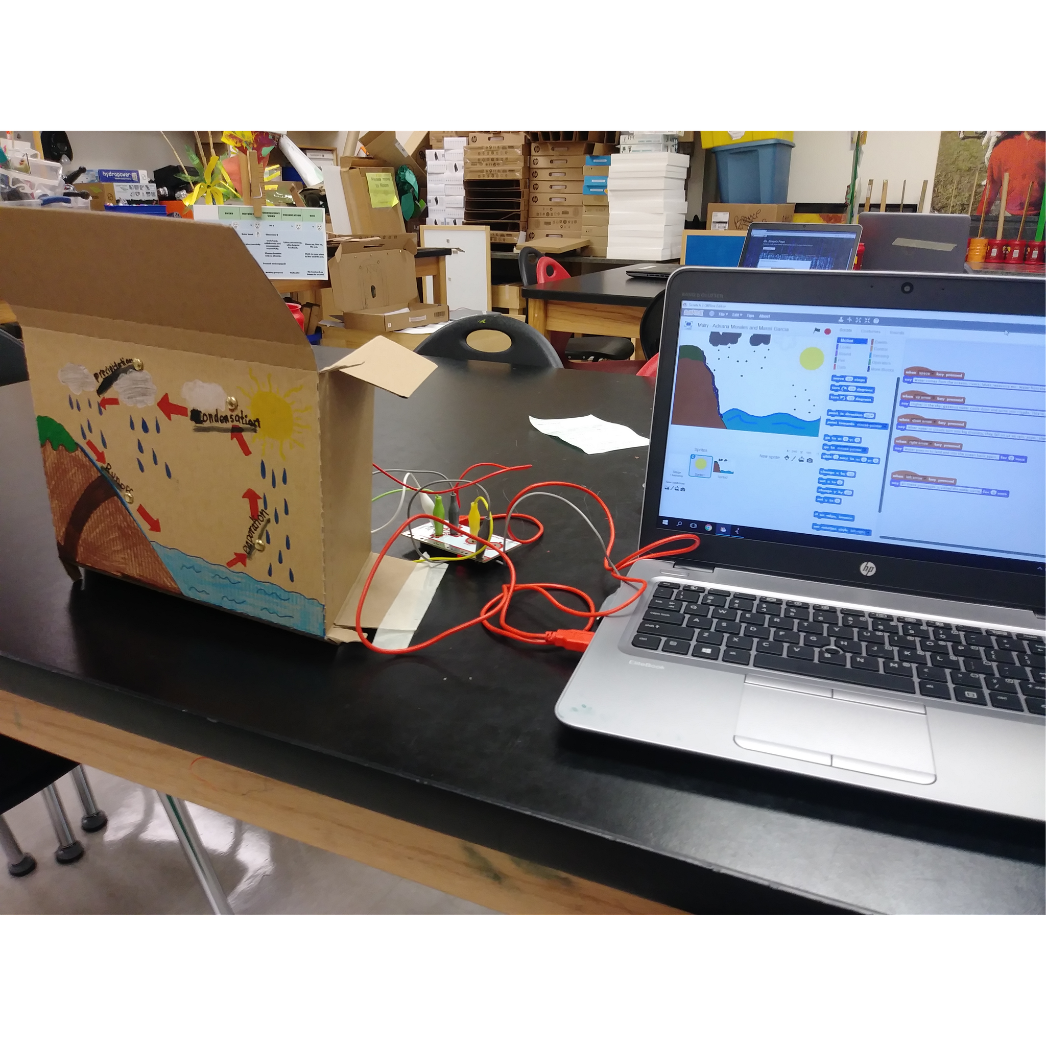 Pin On Makey Makey Interactive Posters
