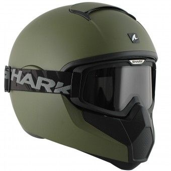 Casque Integral Shark Vancore Blank Mat Gma Helmet Design