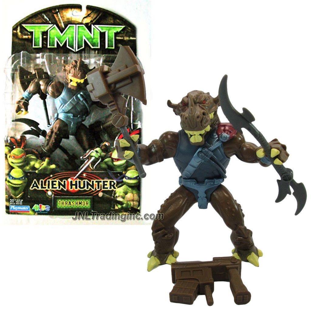 Playmates Teenage Mutant Ninja Turtles Tmnt Alien Hunter Series 7