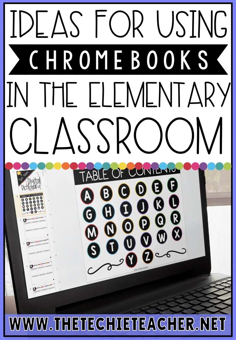 Helpful Ideas for 1:1 Chromebook Classrooms | Educational