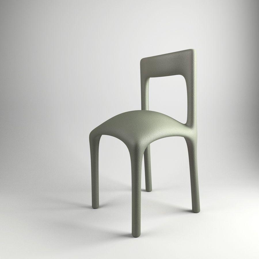 uncomfortable chair #1 by katerina kamprani / floppykat