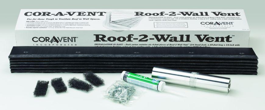 Roof Ridge Vents Soffit Vents Rainscreen Siding Ventilation Systems Attic Renovation Wall Vents Ventilation System