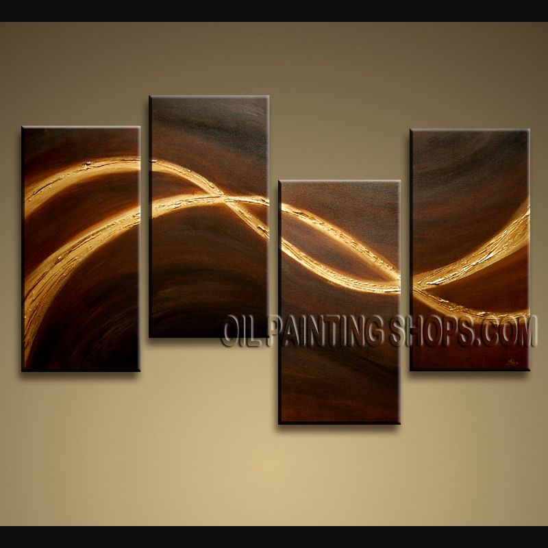 Beautiful Modern Textured Painted Wall Art Oil Painting On Canvas For  Living Room Abstract. This