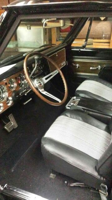 67 72 Chevy Interior Chevy And Gmc Trucks Pinterest