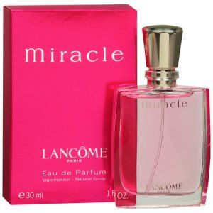 Miracle perfume by Lancome. One of my favorites
