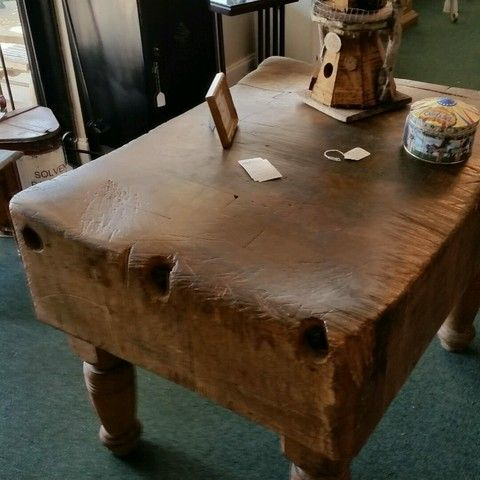 For Sale By Red Hound Butcher Block Tables Butcher Block Island Butcher Block