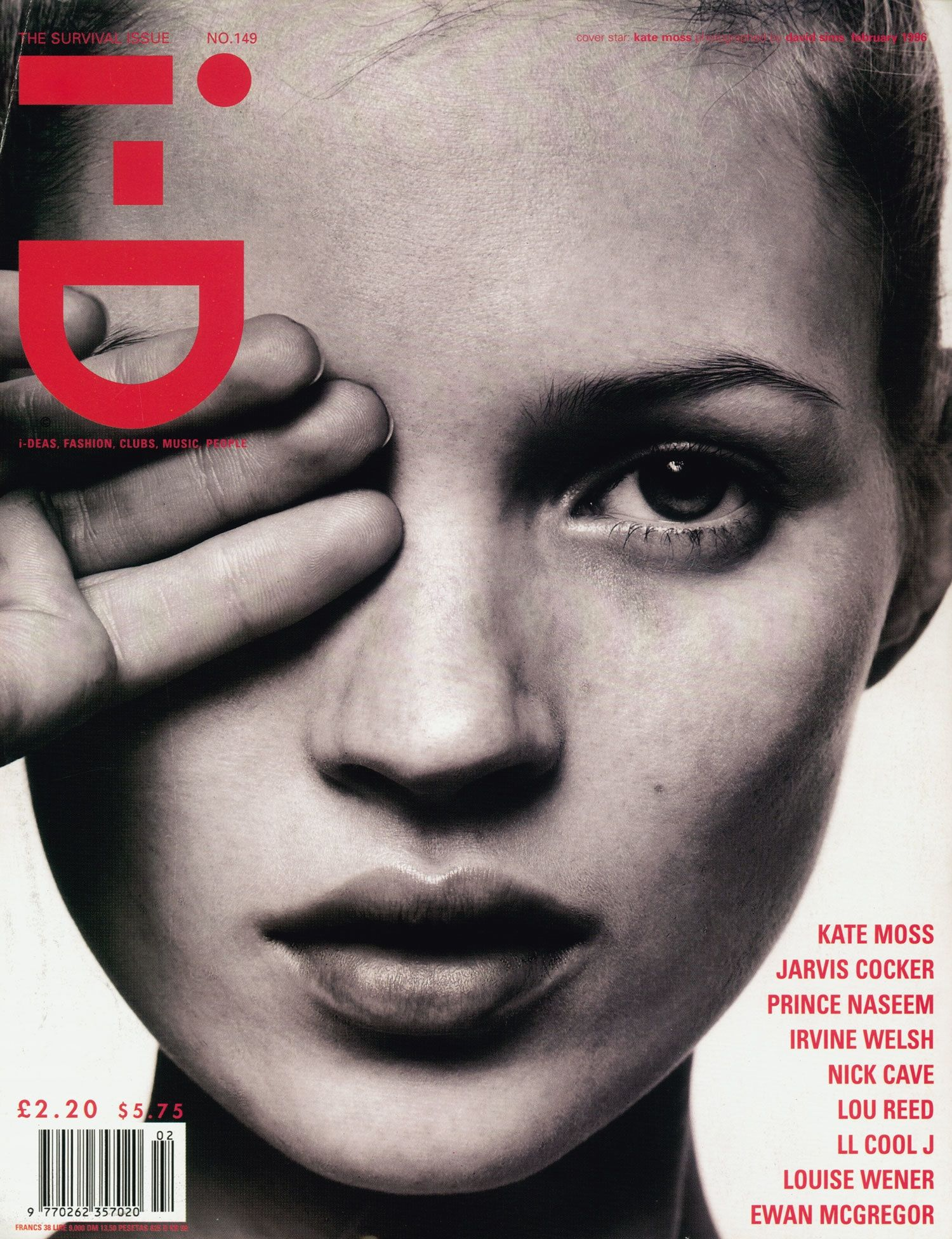 las 35 mejores portadas de i-D de todos los tiempos | look | i-D