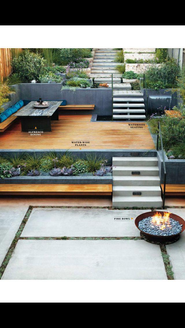 10+ Diy sloped backyard ideas info