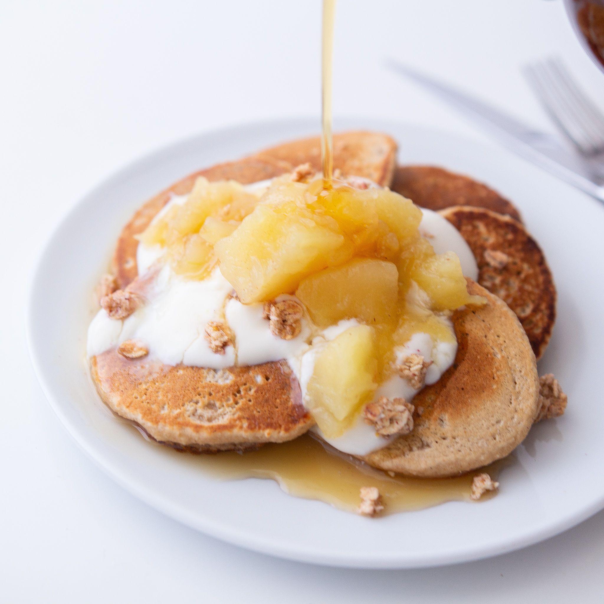 Gluten free oat pancakes oat pancakes oat milk recipe