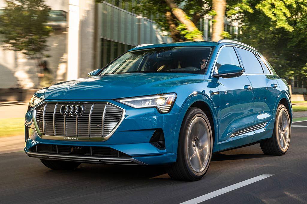 2019 Audi Etron Review Audi etron, Audi, Fuel