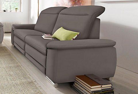 Raum Id 3 Sitzer Mit Relaxfunktion Und Ruckenverstellung Baur 3 Sitzer Sofa Kunstleder Sofas