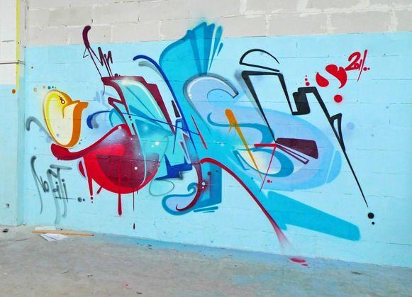 Smash137 recherche google graffiti pinterest - Graffiti ideen ...