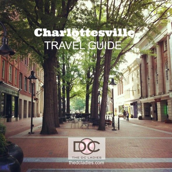 How To Get From Washington Dc To Charlottesville Va