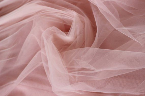 ded186d613 Blush pink soft luxury tulle Wedding tulle material Tutu fabric Tulle net  fabric Veil Tulle party de
