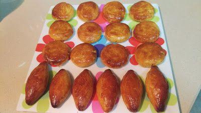 Nuno Ribeiro: Broas de Batata Doce