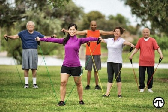 Fitness tips from an expert for boomers going into a New Year.