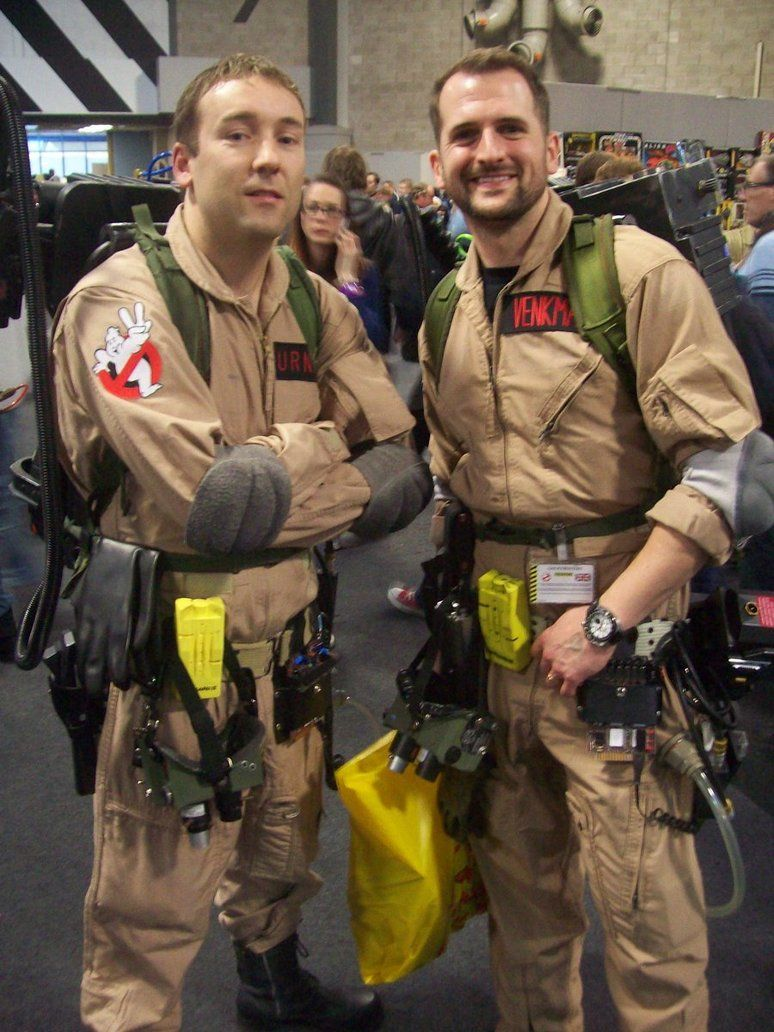 ghostbusters cosplay | Cosplay | Pinterest | Ghostbusters ...