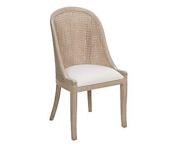 Sedie Marroni ~ Set di sedie in legno ed ecopelle florida bianco cm