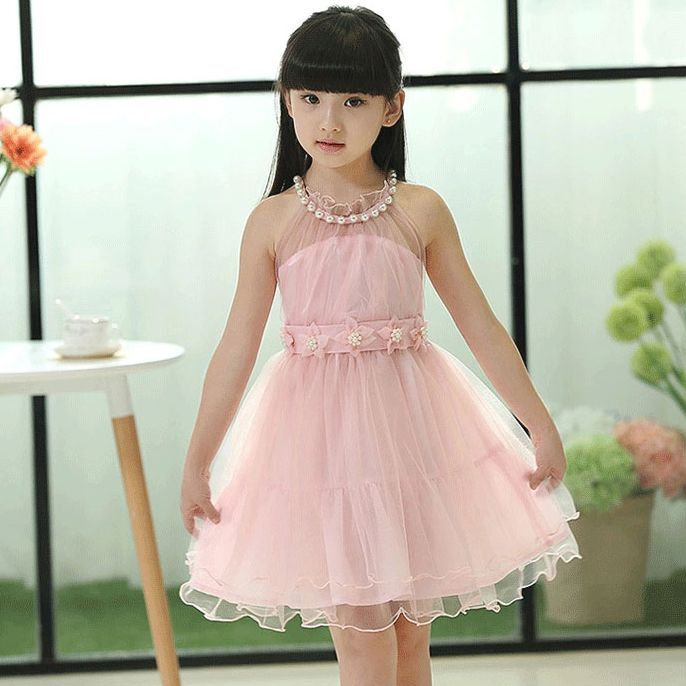 whatgoesgoodwith.com cute-pink-dresses-for-girls-04 #cuteoutfits ...