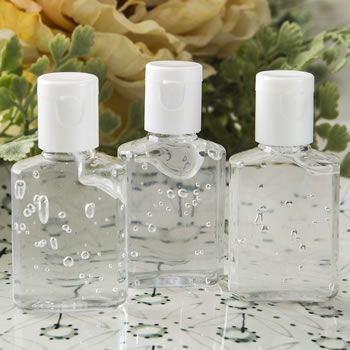 Perfectly Plain Collection Hand Sanitizer Favors Hand Sanitizer